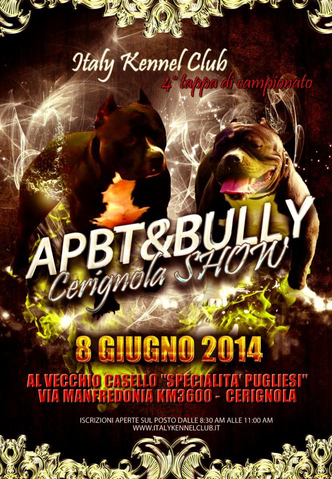 IKC - 4ª tappa di campionato 2014 - Cerignola (FG)