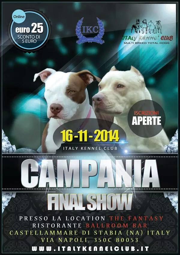IKC - Campania Final Show