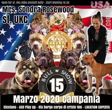 FIPKEN – EXPÒ DEI POTENTI – Campania Marzo 2020